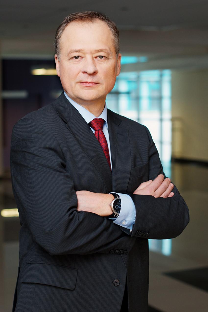 Z-ca przewodniczącego - prof. dr hab. n. med. Radzisław Kordek